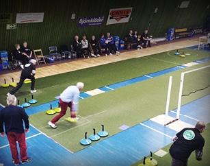 Testa Mattcurling i Göteborg.